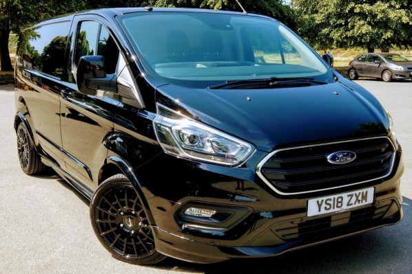 FORD TRANSIT CUSTOM 2018+ BODY KIT