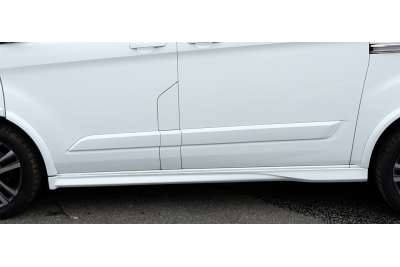 TRANSIT CUSTOM SWB Side Skirts